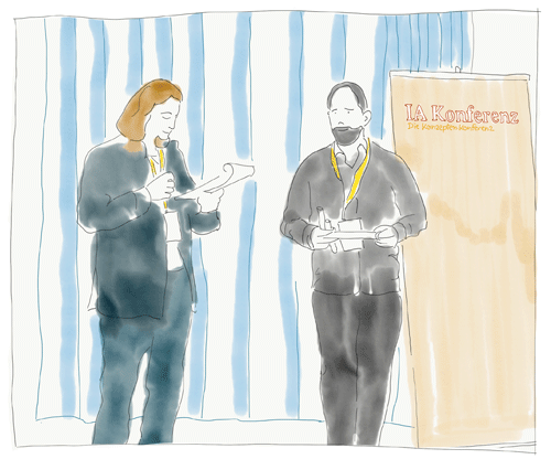 Jan Jursa and Norbert Hadwiger IA Conference 2017 Sketch